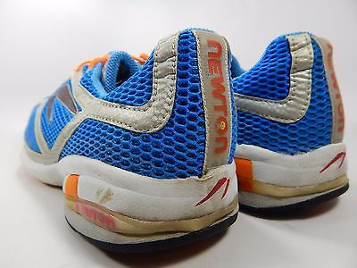 Newton Gravity Men's Running Shoes Size US 13 M (D) EU 47 Blue Silver