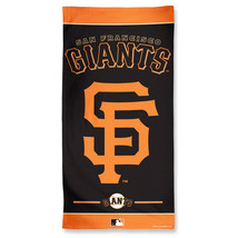 San Francisco Giants Towel 30x60 Beach Style**Free Shipping** - $24.70