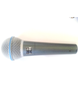 Shure Beta 58A Supercardioid Dynamic Vocal Microphone - New with Clip & Pouch - $109.95