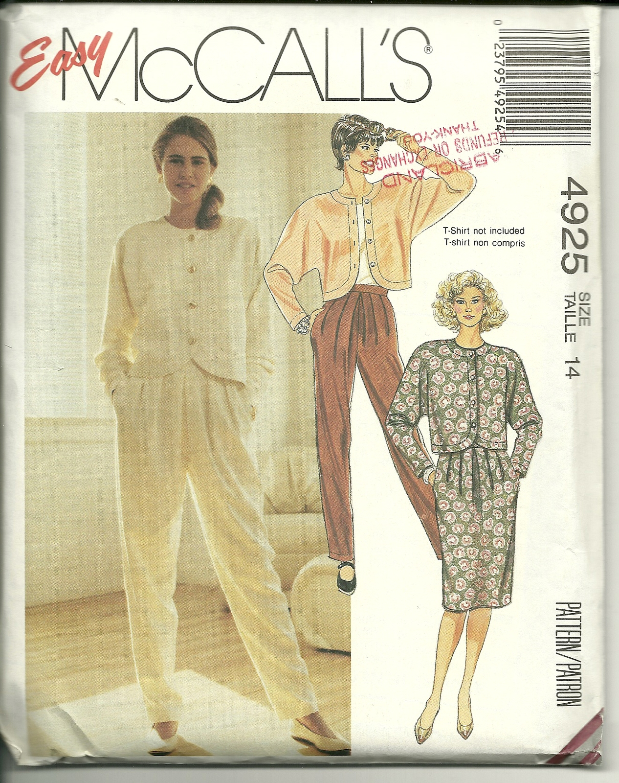 mccall women Shop ebay for great deals on mccall's women reenactment & theater costumes patterns you'll find new or used products in mccall's women reenactment & theater costumes patterns on ebay.