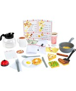 Melissa & Doug - Star Diner Restaurant Play Set - $35.93