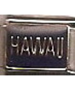 Hawaii Italian Charm Link 9 MM - $9.95