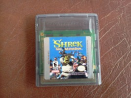 Shrek: Fairy Tale FreakDown  (Nintendo Game Boy Color) - $7.87