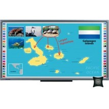 Actiontec ScreenBeam Touch 90 SBTC90W 90-inch Touch Interactive Whiteboa... - $778.64