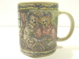 Vintage Boyds Collection Bearware Pottery Works Mug 1999 True Friendship... - $6.90