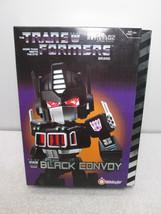 Transformers Black Convoy Optimus Prime Mecha Nations 02 - Kids Logic 2014 - $43.53