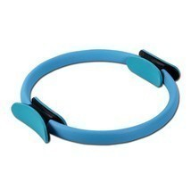 Pilates Rings Stretch Equipment Fitness Strap  Magic Circle Yoga Ring Wr... - $19.72