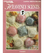 Leisure arts heavenly scents crochet thumbtall