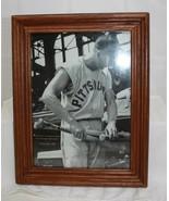 "Ralph Kiner, 1949  ~ 8"" x 10"" Photo ~ Wood Frame - $11.39"