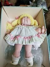 VINTAGE Cabbage Patch Kid 1985, Pamela Diane, Porcelain Face & Hands. 4888 - $46.52