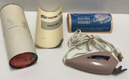 Vintage THOR Speed Snips Electric Scissors 1010A Sewing Shears • 115 Volts - $11.26