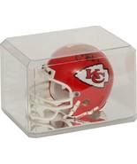 Football Mini Helmet Display Case Holder w/ Mirror-like base - $12.95