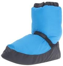 Bloch Warm up Bootie Dance Shoe, Blue Fluro, Large - $43.99
