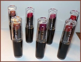 NEW WET n' WILD Mega Last Matte Lip Cover Lipstick - FREE SHIP + FREE GIFT - $6.75