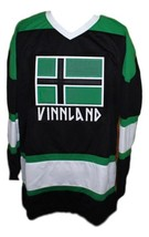 Custom Name # Type O Negative Hockey Jersey New Black Any Size image 1