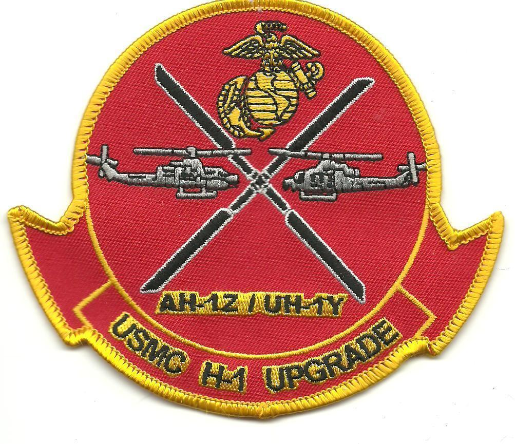 Primary image for USMC H-1 Upgrade Program AH-1Z Viper and UH-1Y Venom Patch