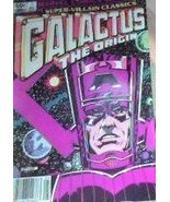 Super-Villain Classics #1 (Galactus: The Origin) [Comic] [Jan 01, 1983] Bob L...