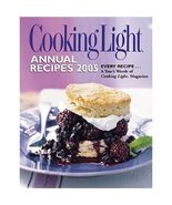 Cooking Light Annual Recipes 2005  [Hardcover]  - $8.98