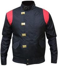 Akira Shotaro Kaneda Capsule Logo Black/Red Cordura Bomber Jacket image 8