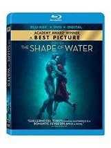The Shape Of Water [Blu-ray+DVD+Digital HD, 2018]
