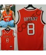 New Kobe Bryant Rucker Park Entertainers Basketball Jersey (S,M,L,XL,2XL) - $49.99