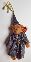 "Ty Beanie Babies The Attic Treasures Collection ""Merwyn"" Wizard Bear - 2000 - $14.01"