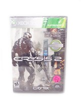 CRYSIS 2 Platinum Hits (Microsoft Xbox 360, 2011) VG Cond ~ No Book ~ Pre-Owned - $6.85