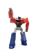 2015 McDonald's Toy Transformers Robots Optimus Prime Action Figure - $3.75