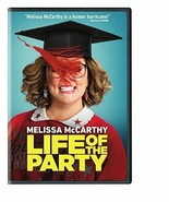 Life of the Party [DVD] - $6.43