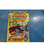 Captain America and the Falcon # 152  FINE Condition 1972 Marvel Comics - $8.00