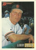 1993 Bowman #168 Larry Carter RC  - $0.50