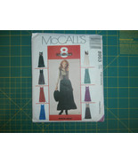 McCall's 8963 Size 18 20 22 Misses' Jumper - $11.64