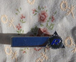 The Reliable Life Insurance Company Tie Clip, Vintage Made by Balfour - $9.89