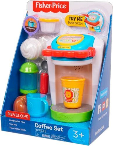 Fisher-Price - Coffee Maker Play Set image 2
