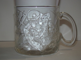 Mc Donald's - 1995 Batman Forever - The Riddler Glass Cup - $18.00