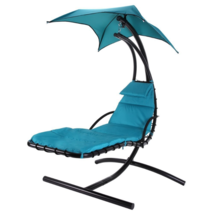 RELAX Palm Springs Outdoor Hanging Chair Recliner Swing Air Chaise Longu... - $269.99