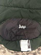 """SLUMBERJACK Sleeping Bag Rogue River Hollofil II Washable Dark Green 32"""" x 82""""  image 3"""