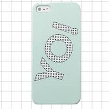 KATE SPADE SATURDAY Mint Green IPHONE Sleeve YO! Dotted FREE SHIPPING - $11.38