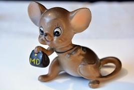 Josef Originals Doctor MD Mouse Figurine – Excellent - $12.50