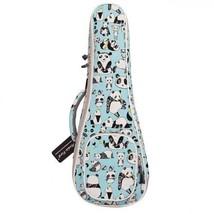 "MUSIC FIRST cotton""PANDA"" ukulele case bag cover, New Arrial, Original...  - $30.78"