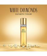 White Diamonds Brilliant by Elizabeth Taylor for Women, Eau De Toilette... - $54.99