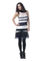 Les Fees Du Vent Couture Collection Lacey Fringe Dress - $119.00