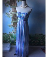 Jessica Simpson Women Cocktail Strapless Long Dress SZ S - $39.59
