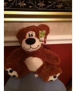 """Toy Facory Brand New Teddy Bear Plush Stuffed Animal 11"""" With Tag - $18.80"""