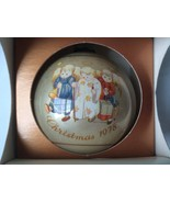"VTG CHRISTMAS Schmid  Hummel Heavenly Trio ""Christmas 1978"" - $29.65"