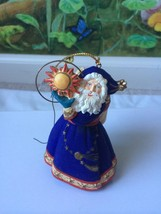 N. W. Fremont CA Ornaments Santa Holding the Sun Christmas Ornament - $11.83