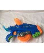 "NERF Buzzsaw Blue Toy Gun Ball Shooter ""No Balls"" - $19.79"