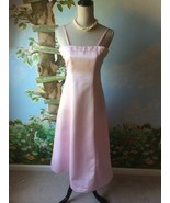 Davinci Junior Flower Girl Dresses Pink Long Dresses Size 8 NWOT - $59.39