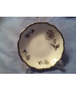 Aladdin Fine China Summer Time Saucer only Made in Germany Bavaria - $18.80