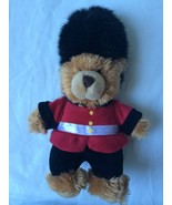 "Keel Toys Plush Red Royal Guardsman Teddy Bear 11"" Plush Toy Collectible - $18.81"